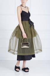 Полупрозрачная юбка Simone Rocha