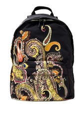 Рюкзак с принтом Etro