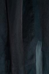 Полупрозрачное платье в пол Esve