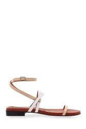 Кожаные сандалии Adisa Acne Studios