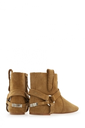 Замшевые ботинки Isabel Marant Etoile
