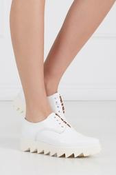 Кожаные ботинки Nina Swear
