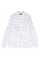 Кружевная блузка No.21