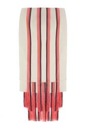 Хлопковая юбка Gabriela Hearst