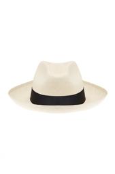 Соломенная шляпа Clasico White Artesano