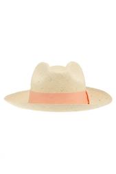 Соломенная шляпа Clasico Natural Knots Artesano