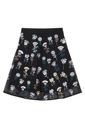 Шелковая юбка Markus Lupfer