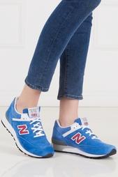 Замшевые кроссовки 576 New Balance