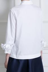 Хлопковая блузка Simone Rocha