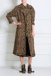 Пальто с поясом Stalus Damir Doma