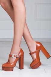 Кожаные туфли Ryder Charlotte Olympia