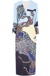 Платье с принтом Alexander Terekhov