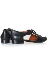 Кожаные ботинки Rebecca Minkoff