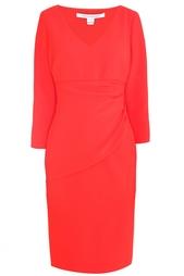 Платье-футляр Bevin Three-Quarters Diane von Furstenberg
