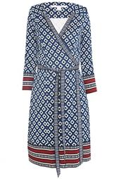 Шелковое платье Tallulah Diane von Furstenberg