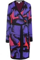 Шерстяное платье Leandra Diane von Furstenberg