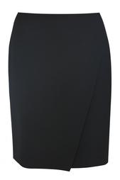 Прямая юбка с запахом Sissy Diane von Furstenberg