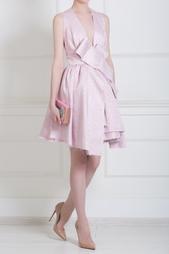 Платье из жаккарда A.W.A.K.E.