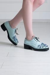 Кожаные ботинки Coliac