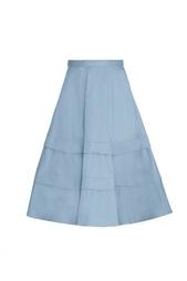 Хлопковая юбка Alexander Terekhov