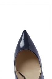 Туфли из лакированной кожи Delpozo