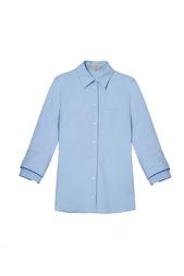 Хлопковая рубашка Michael Kors