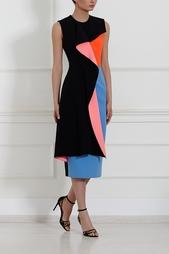 Платье-футляр Roksanda