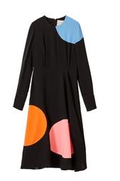 Платье А-силуэта Roksanda