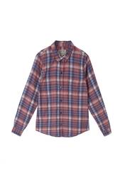 Клетчатая рубашка Current/Elliott
