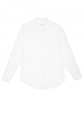 Шелковая блузка Equipment Femme