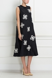 Шелковое платье Jupe By Jackie