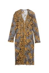 Платье с вышивкой Christian Lacroix Vintage