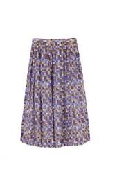 Хлопковая юбка Givenchy Vintage