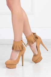 Замшевые туфли Sundance Dolly Charlotte Olympia