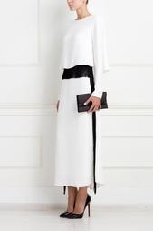Двухцветное платье Derek Lam