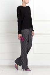 Шелковые брюки Michael Kors