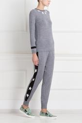Шерстяные брюки Bella Freud