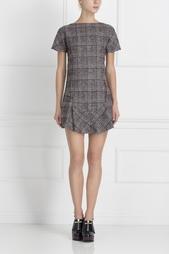 Шерстяное платье Carven