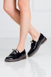 Туфли из лакированной кожи Carven