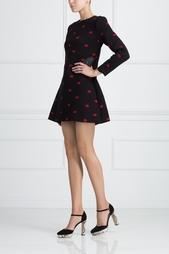 Платье с принтом Zoe Karssen