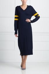 Шерстяное платье T by Alexander Wang