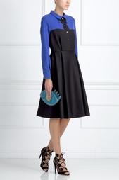 Платье с принтом Praga Vivetta