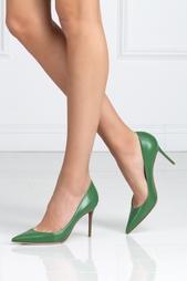 Кожаные туфли Decollete 554 85 Christian Louboutin