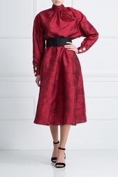 Однотонное платье A.W.A.K.E.