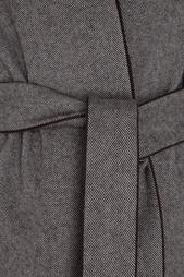Шерстяное пальто Izba Rouge
