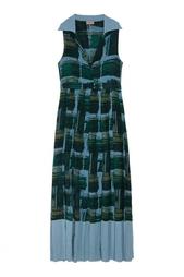 Шерстяное платье (90-е) Romeo Gigli Vintage