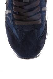 Замшевые кроссовки Conny Premiata