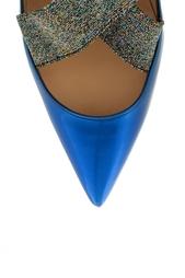 Туфли из лакированной кожи Sharpstagram 120 Christian Louboutin