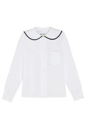 Хлопковая блузка Comme Des Garcons Comme Des Garcons