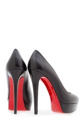 Кожаные туфли Bianca 140 Christian Louboutin